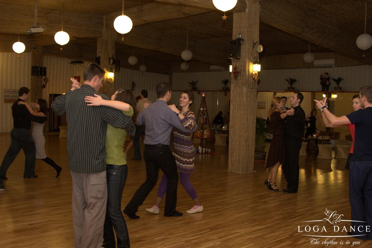 Seara de dans - Grupa de Seniori