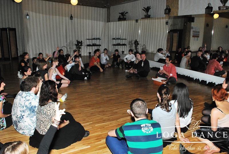 Seminar de Dans Sportiv Grupa de Performanta Juniori