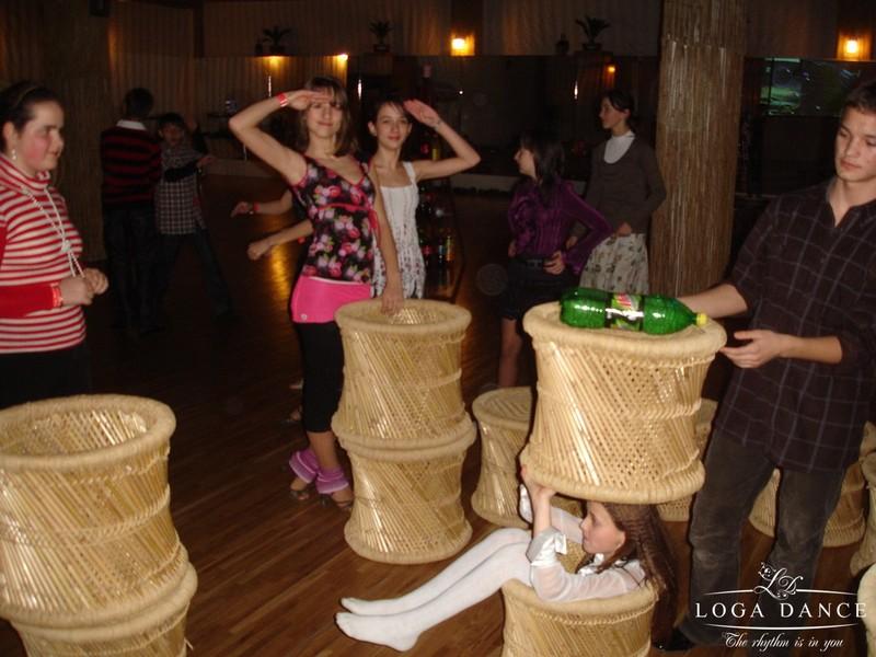 Seara de dans - Grupa de Juniori