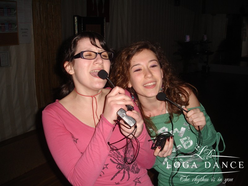 Karaoke Party - grupa de Juniori