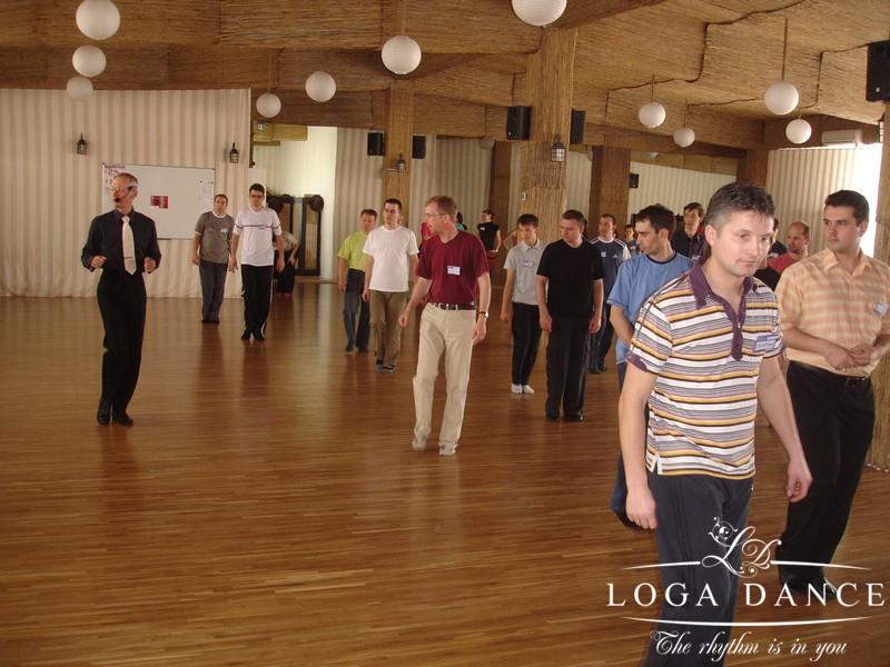 Seminar de Dans Sportiv Grupa de Incepatori Adulti
