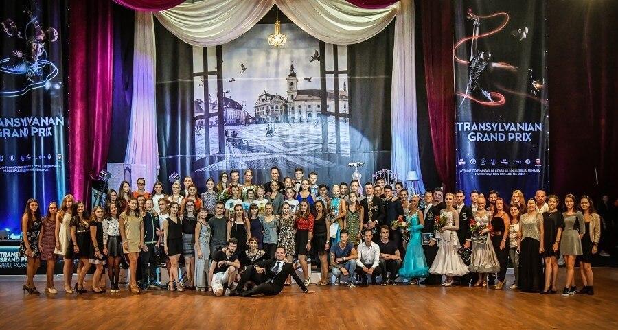 Loga Dance School la Transilvanian Grand Prix