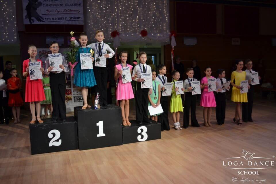 Loga Dance School la Campionatul National al Ungariei si Cupa Nyiri Lajos