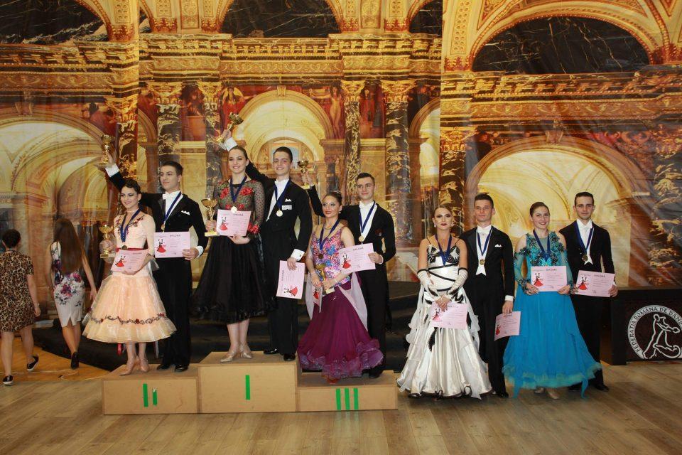 Loga Dance School la Cupa Muhlbach