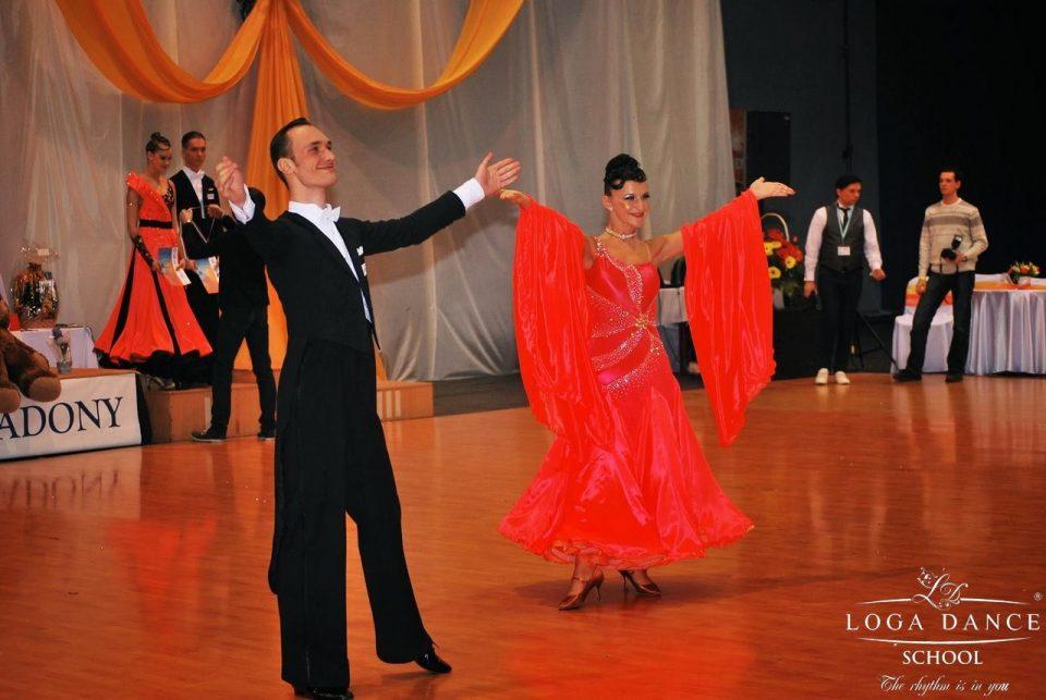 Loga Dance School la Campionatul Regional al Ungariei