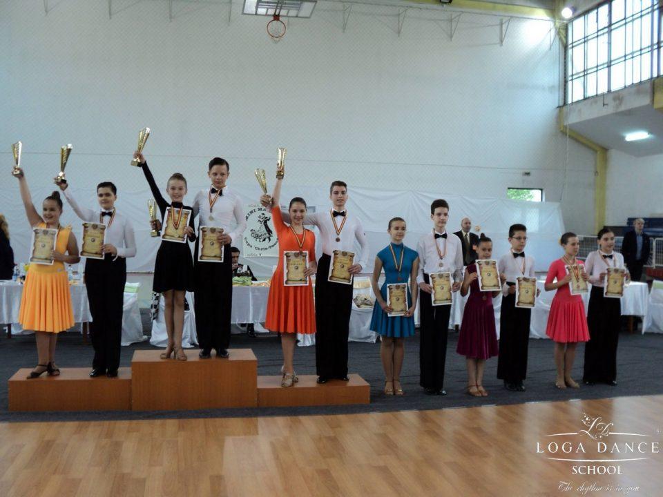 Loga Dance School la Cupa Christeen's