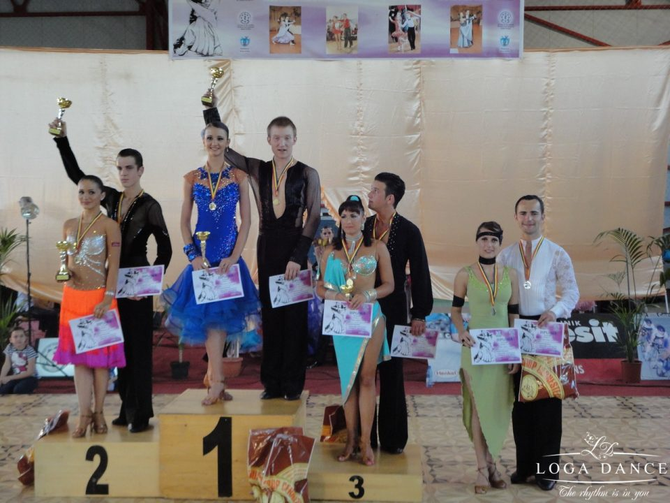 Loga Dance School la Cupa Sprie Top Dance