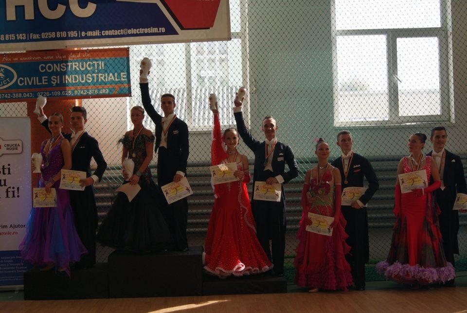 Loga Dance School la Cupa Dance to Sunrise