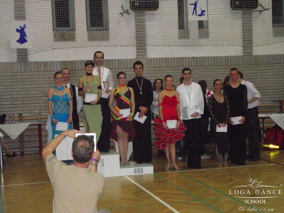 Loga Dance School la Cupa Bem