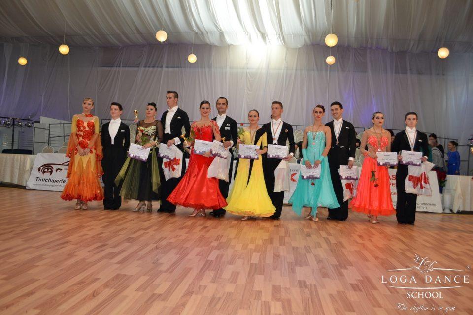 Loga Dance School la Cupa Baroque