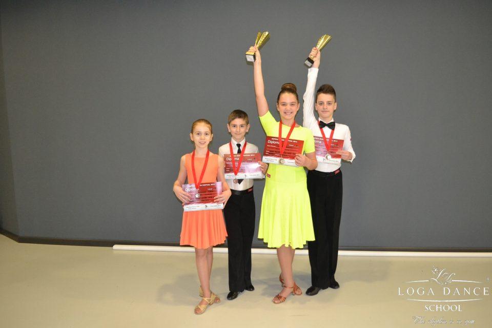 Loga Dance School la Napoca Dance Fest