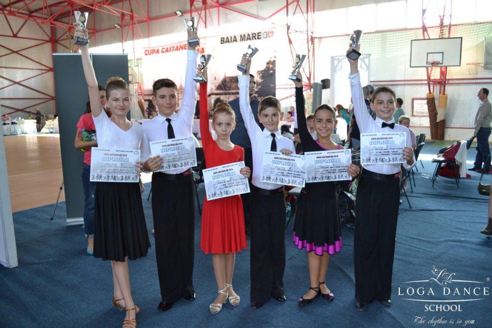 Loga Dance School la Cupa Galactic