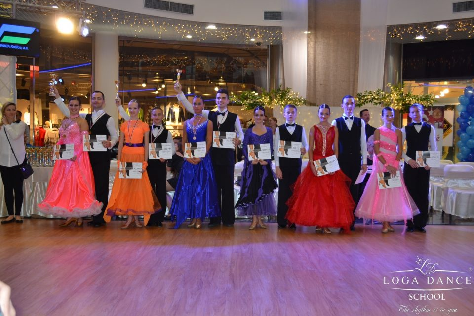 Loga Dance School la Optima Dance Cup