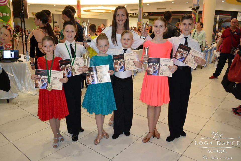 Loga Dance School la Cupa Feeling Dance