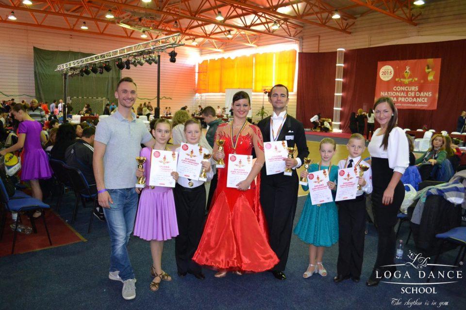 Loga Dance School la Cupa Prodance