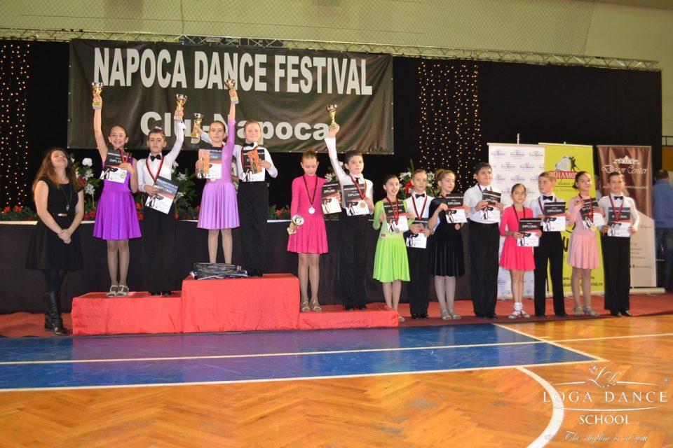 Loga Dance School la Napoca Dance Festival