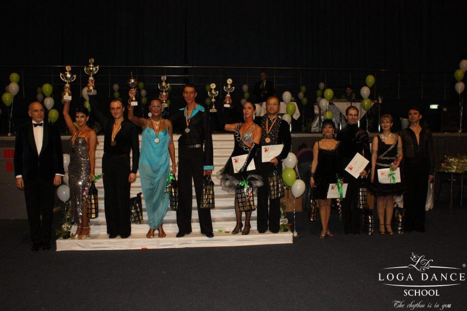 Loga Dance School la Campionatul National de 10 Dansuri