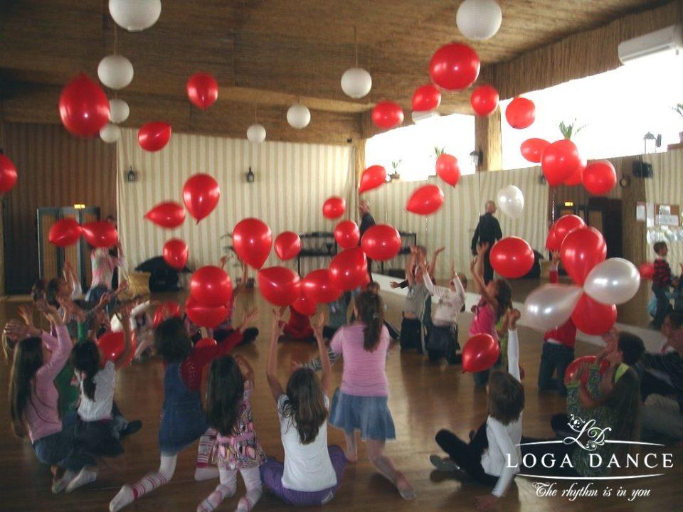 1 Iunie 2009 - La sala de dans