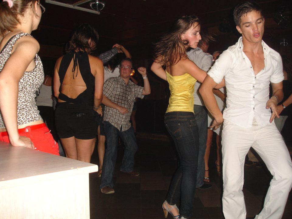 Salsa Party la CubaLibre