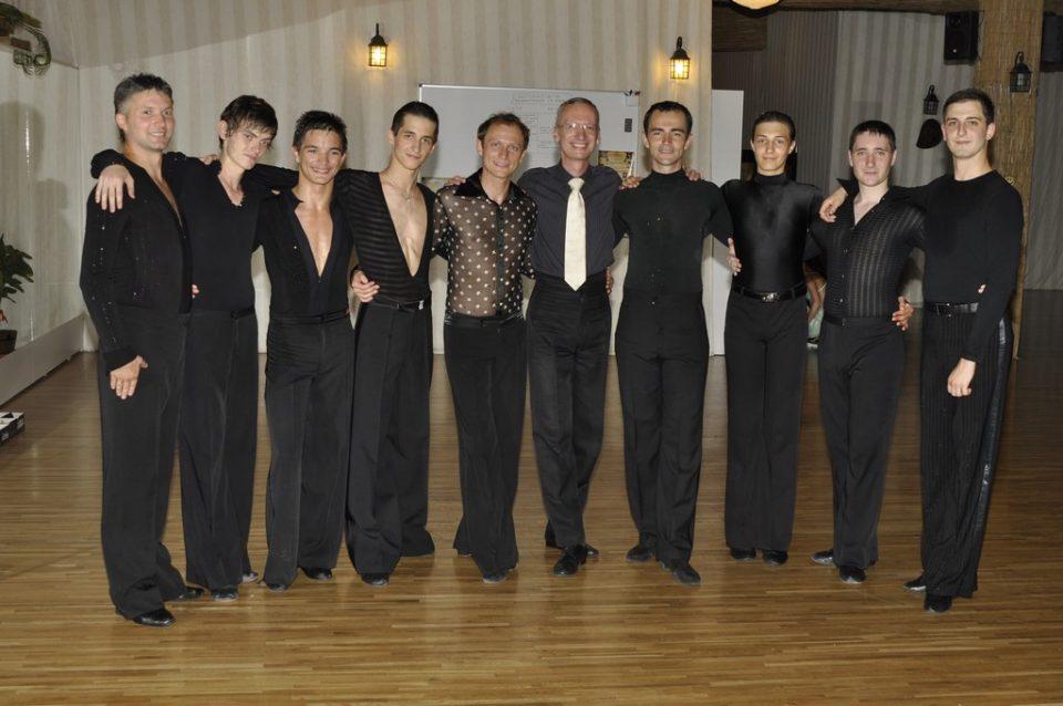 Cantonament - Grupa de Concurs - Dans Sportiv