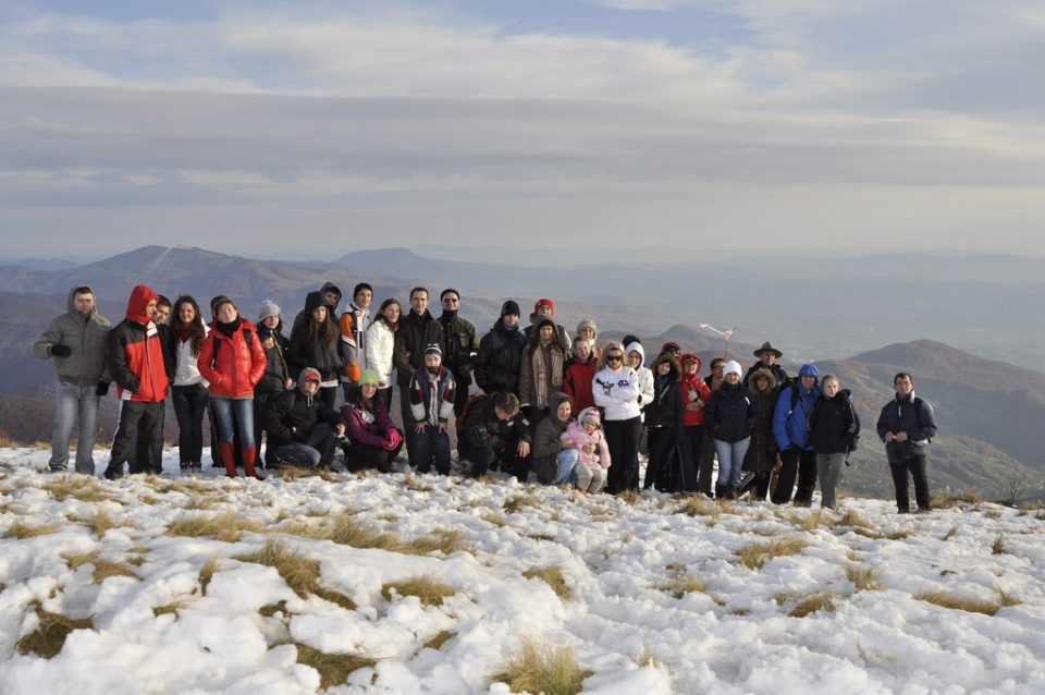 Excursie la IGNIS (1.307m inaltime)
