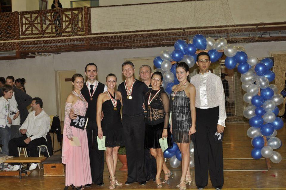 Loga Dance School la Cupa Honved