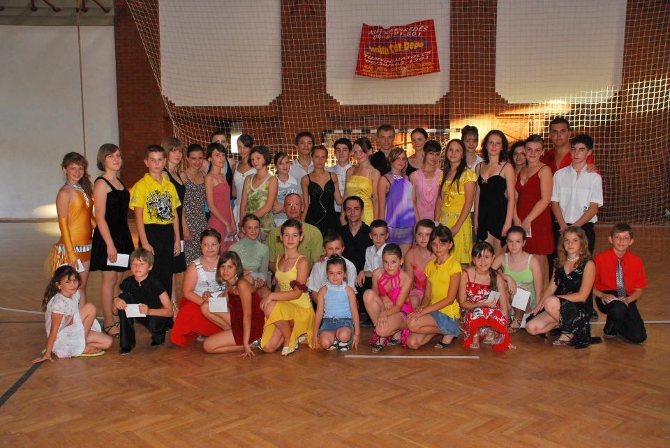 Cantonament - Grupa de Juniori - Dans Sportiv