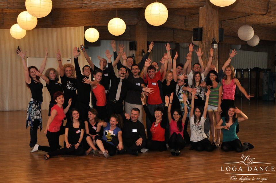 Seminar de Salsa Incepatori & Performanta