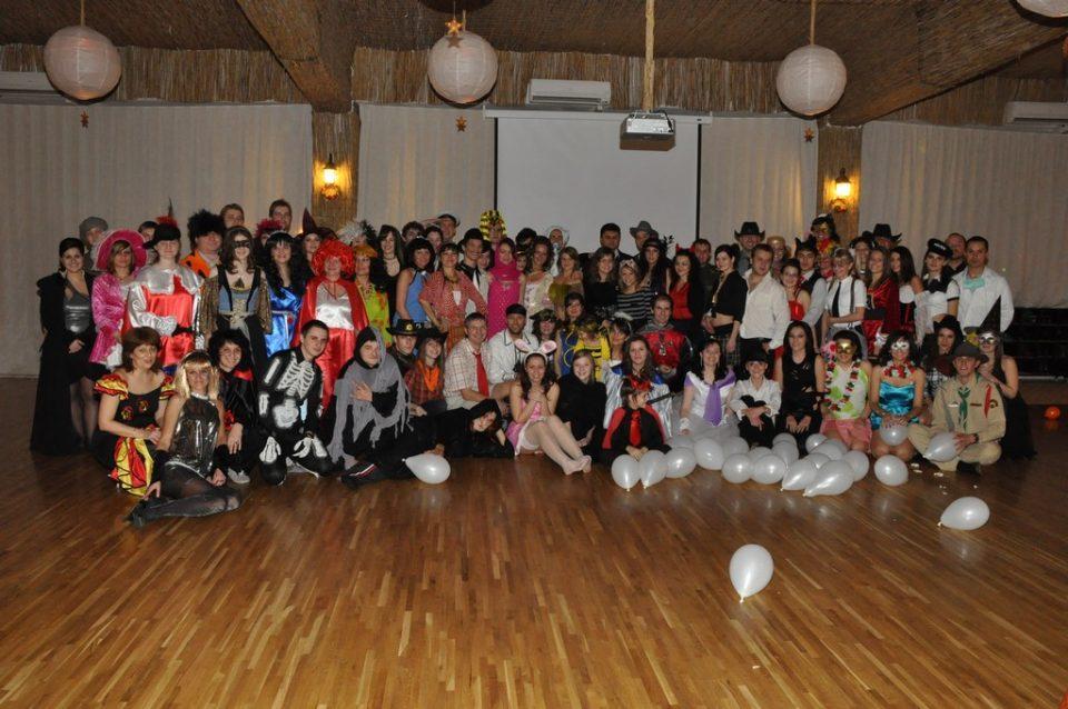 Revelion 2009 - Bal Mascat