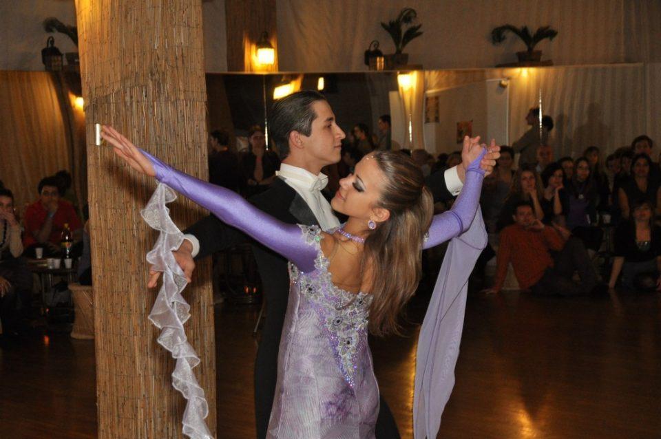 Show Dance Latino & Standard