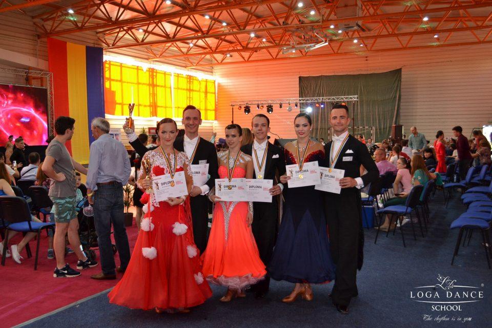Loga Dance School la Baia Mare Dance Festival