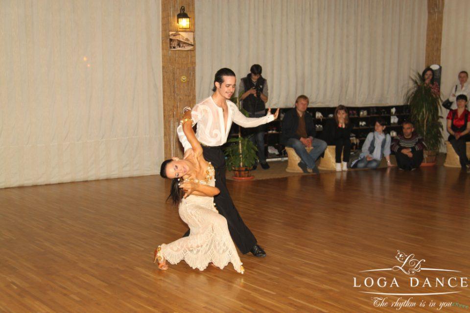 Andrea SILVESTRI & VARADI Martina la Loga Dance School
