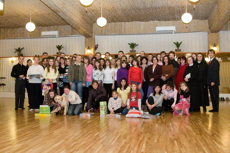 Campania Caritabila Loga Dance School 2008 Editia a 2-a
