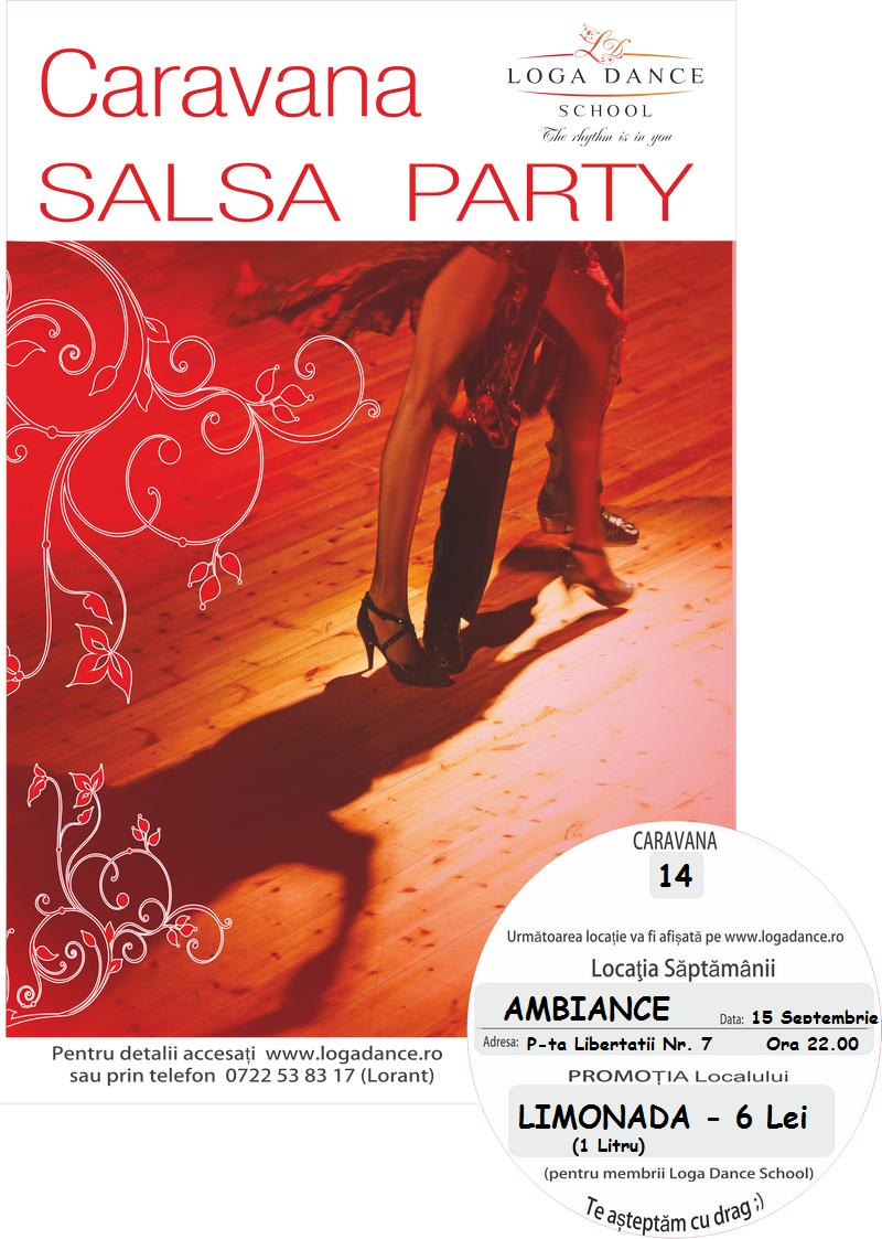 Caravana Salsa Party Nr.14