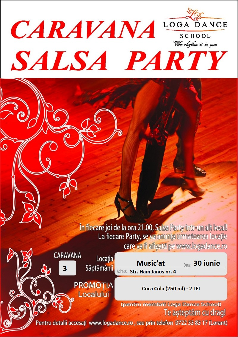 Caravana Salsa Party Nr.3