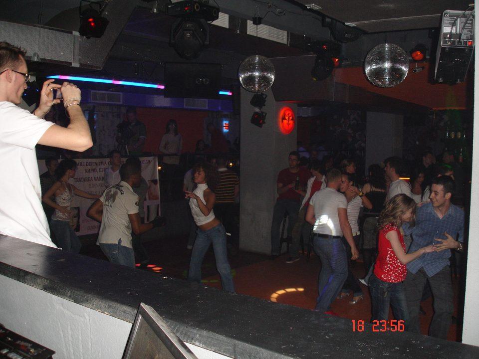 Primul festival unde am cunoscut stilul Salsa