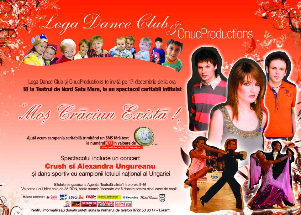 Campanie Caritabila Loga Dance School 2007 Editia a 1-a