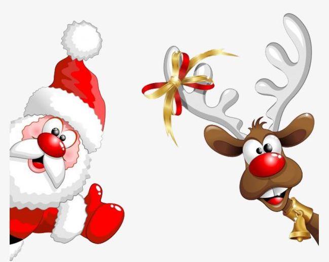 Santa Claus Surprise Party 2010