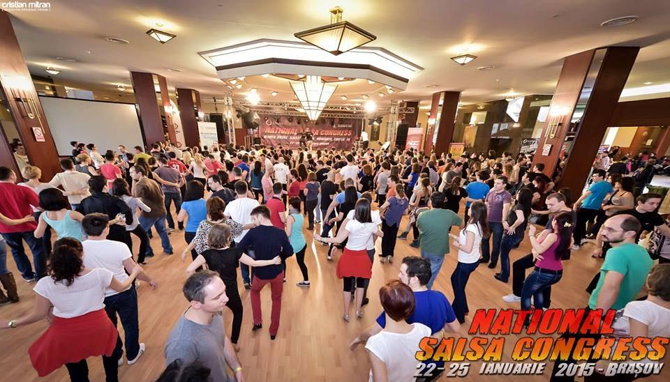 Congres National de Salsa la Brasov 2015