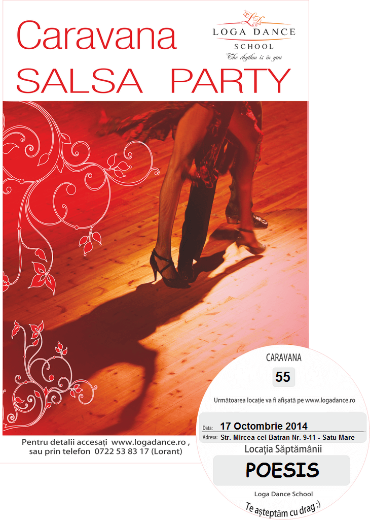 Caravana Salsa Party Nr.55