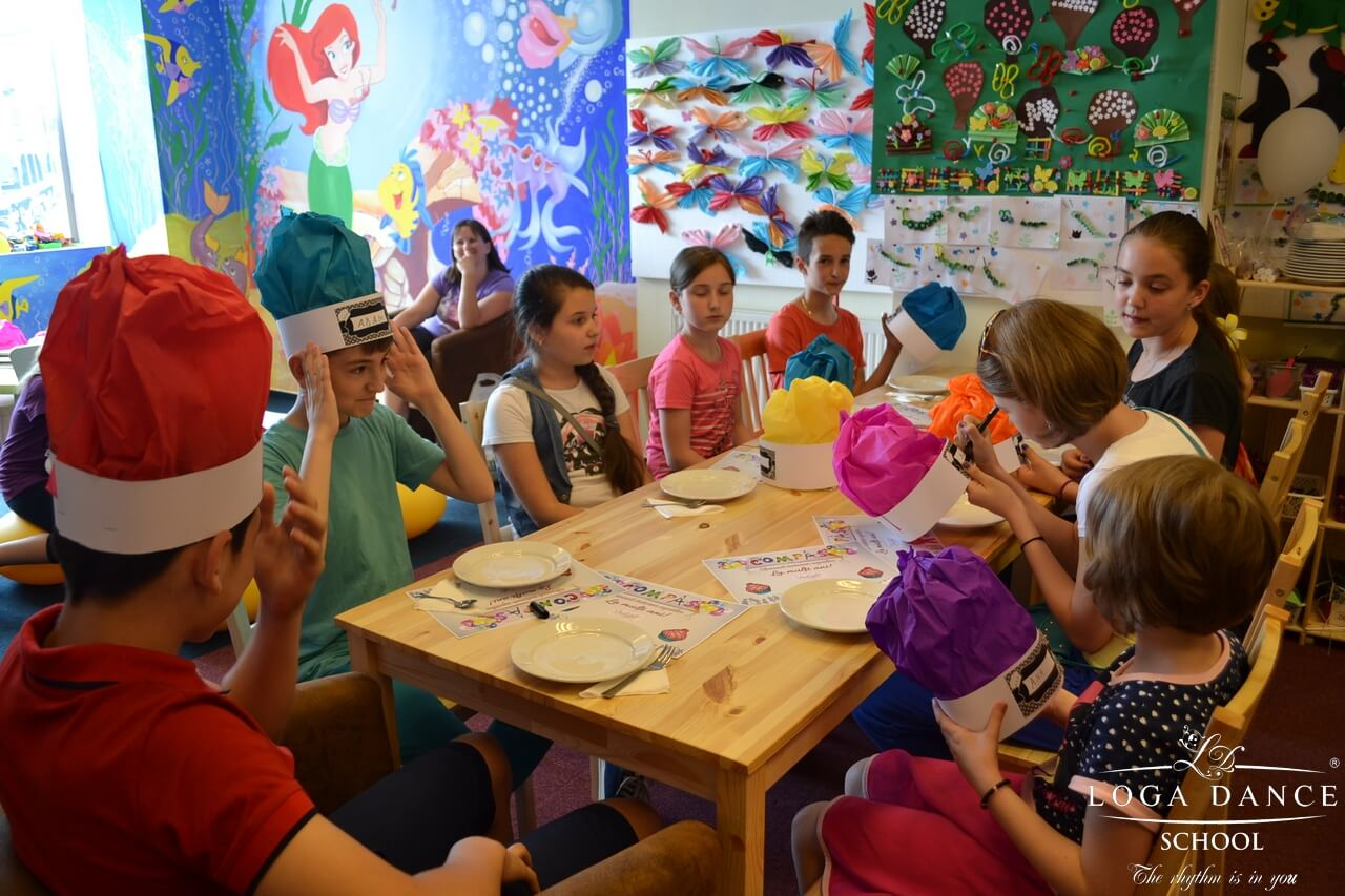 1 Iunie 2010 - La cofetaria Delight