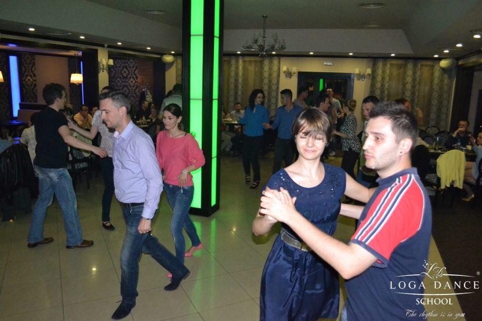 Seara de Dans Sportiv & Salsa Nr.9