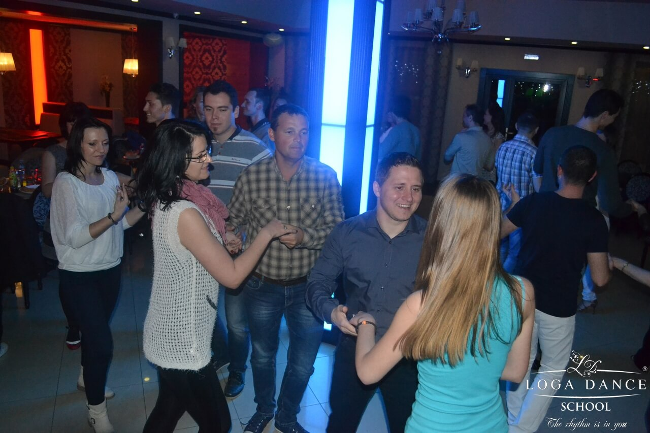 Seara de Dans Sportiv & Salsa Nr.8