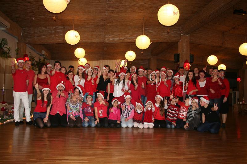 Santa Claus Party 2012