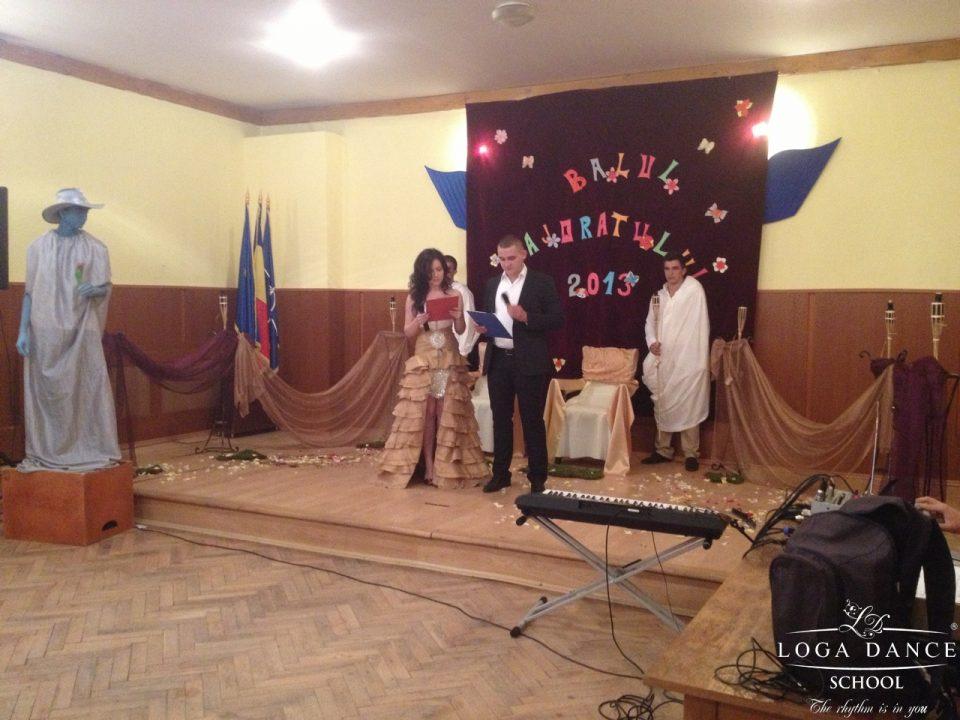 Spectacol de dans de Balul Majoratului in Negresti
