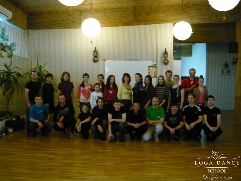 Salsa Cubana Week la Loga Dance School