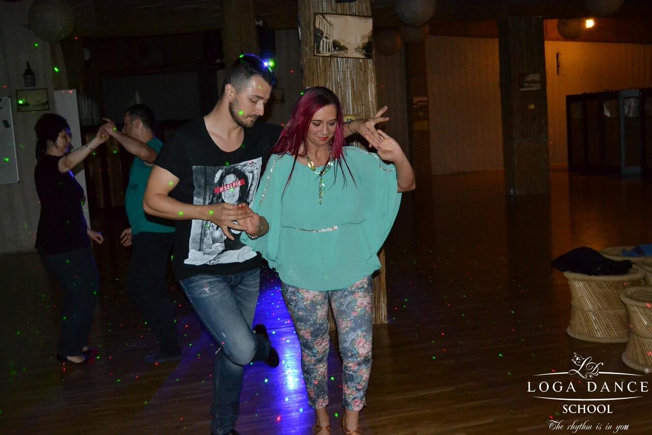 Seara de Dans Sportiv & Salsa Nr.16
