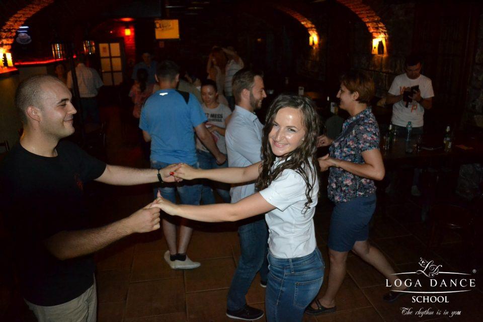 Seara de Dans Sportiv & Salsa Nr.17