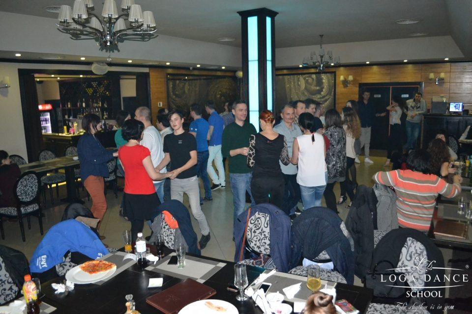 Seara de Dans Sportiv & Salsa Nr.10