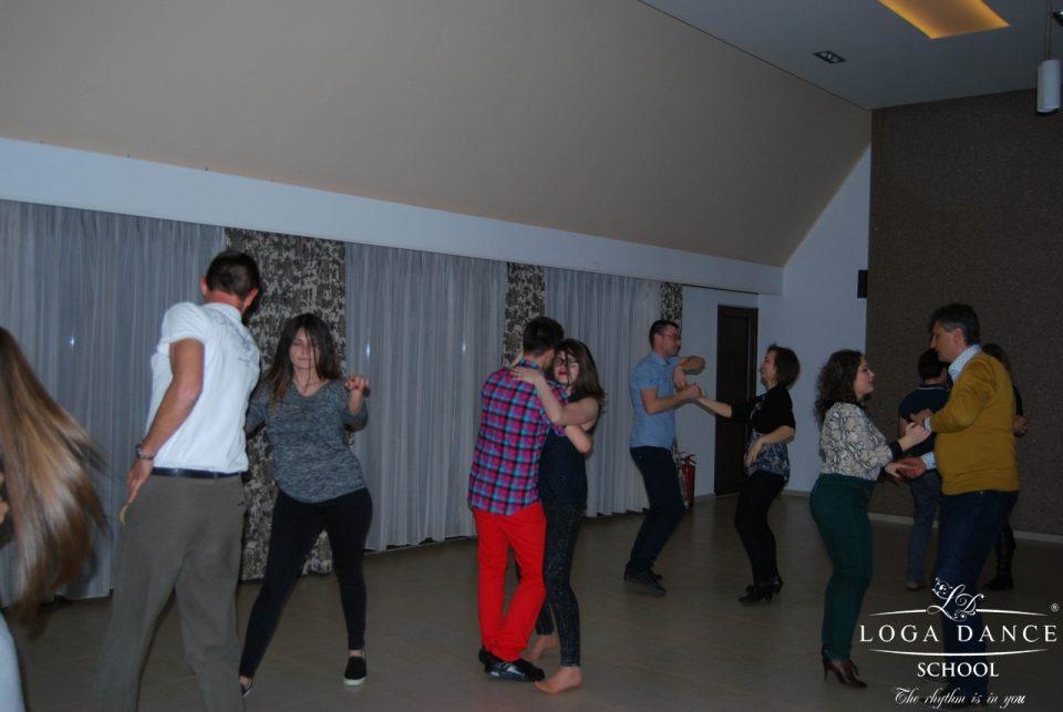 Seara de Dans Sportiv & Salsa Nr.12